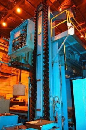 WALDRICH SIEGEN Model V/H 5-Face CNC Planer Mill-24634d