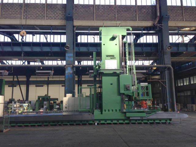 Wotan-Rapid-5-Ram-Type-CNC-Floor-Type-Horizontal-Boring-Mill