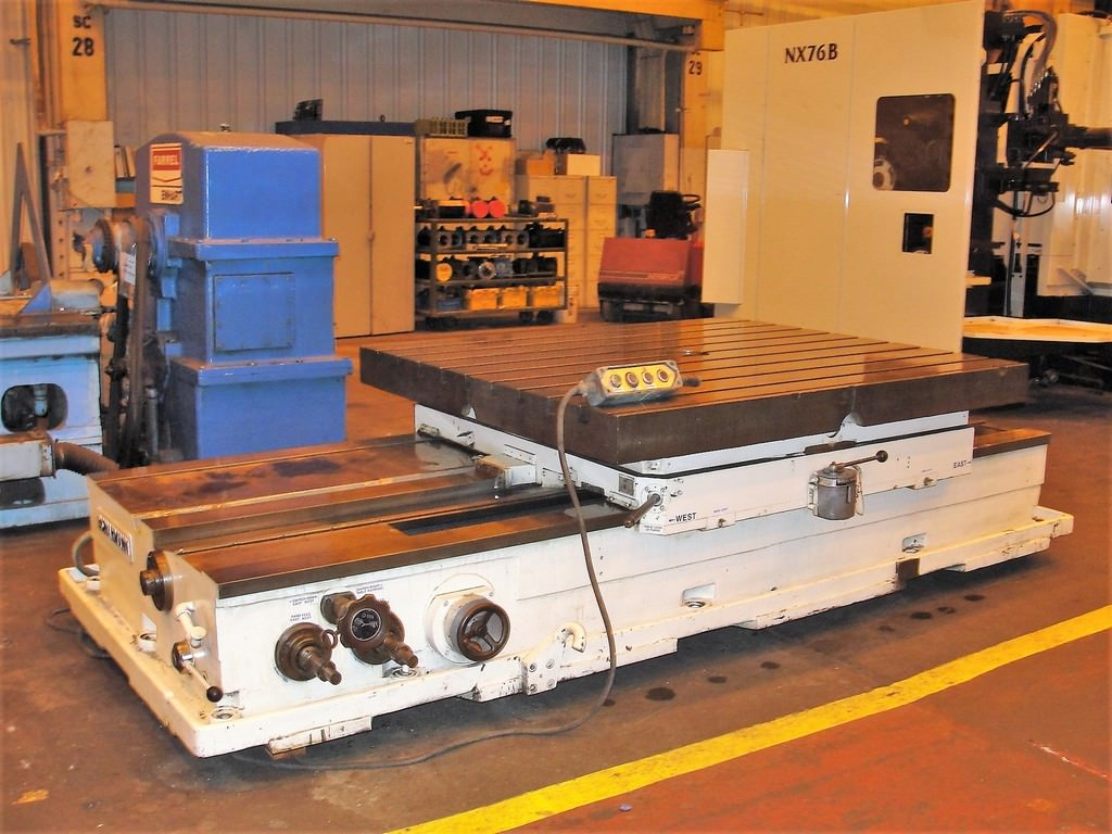 Scharmann-Power-Cross-Sliding-Rotary-Table-63-X-71