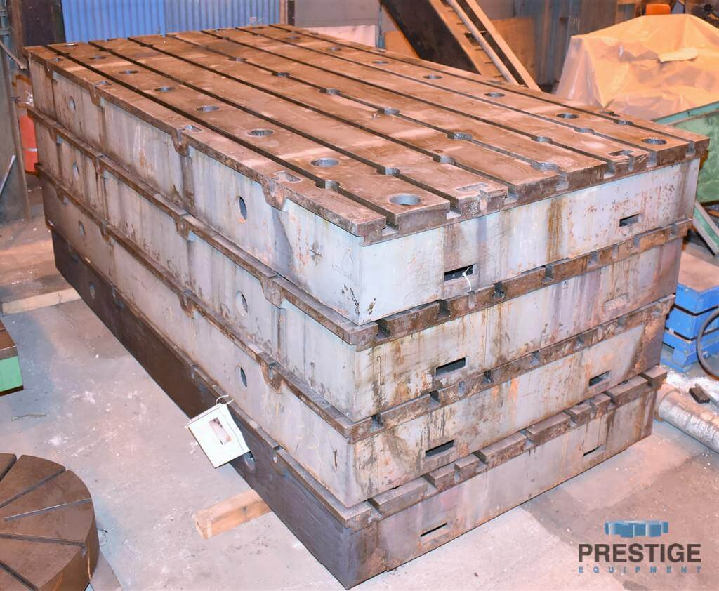 T-Slotted-Floor-Plates-(4)-68.89-x-137.79-Cast-Iron