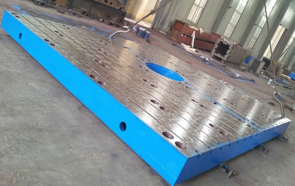 T-Slotted Floor Plates,  (2) 86