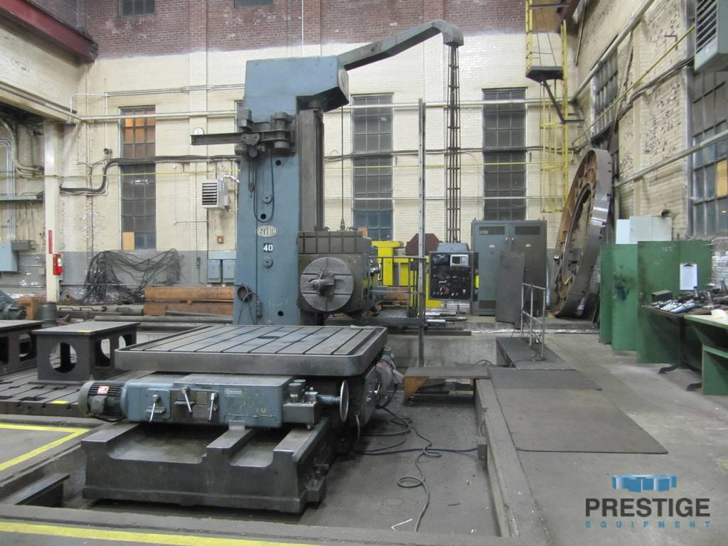 Asquith-FB-6-Manual-Floor-Type-Boring-Mill