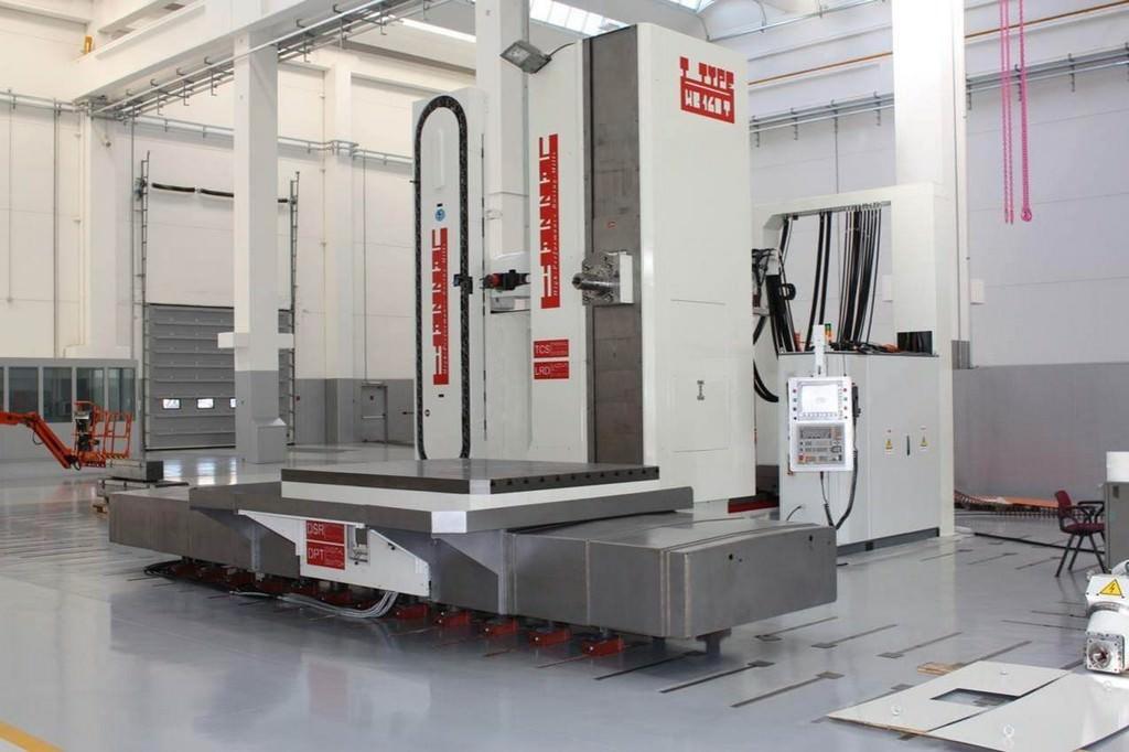 Lazzati-HB-160T-6.29-CNC-T-Type-Horizontal-Boring-Mill