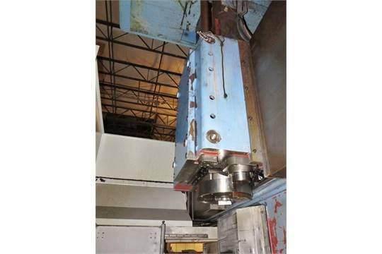 MAZAK Versatech V40 CNC 5-Face Double Column Vertical Machining Center-25058g