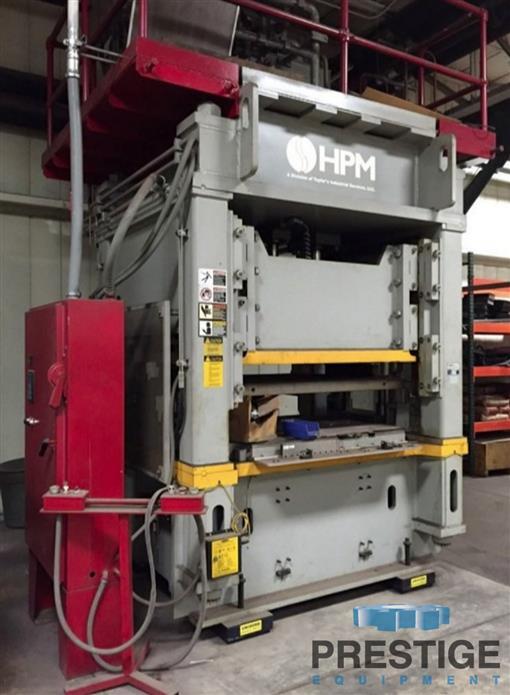 HPM HD52-150-60 150 Ton Straight Side Hydraulic Press