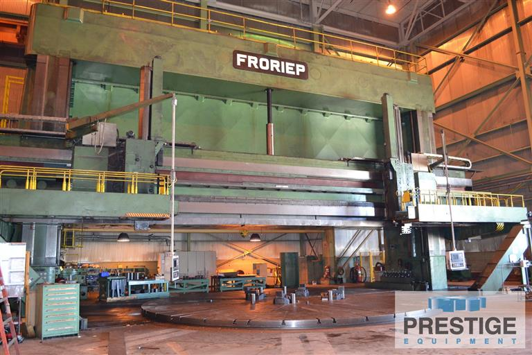 Froriep-393-590.55-CNC-Vertical-Boring-Mill