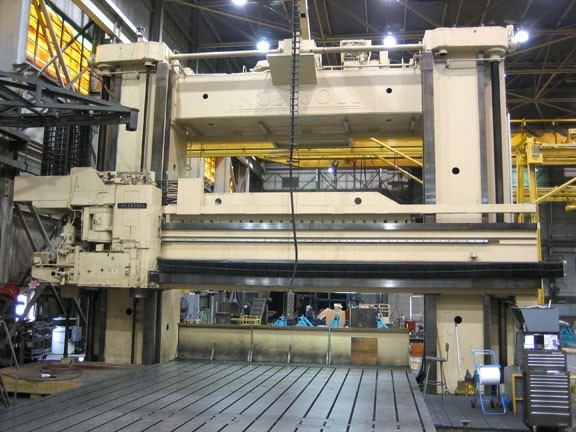100 HP Ingersoll Planer Mill Head-25176a