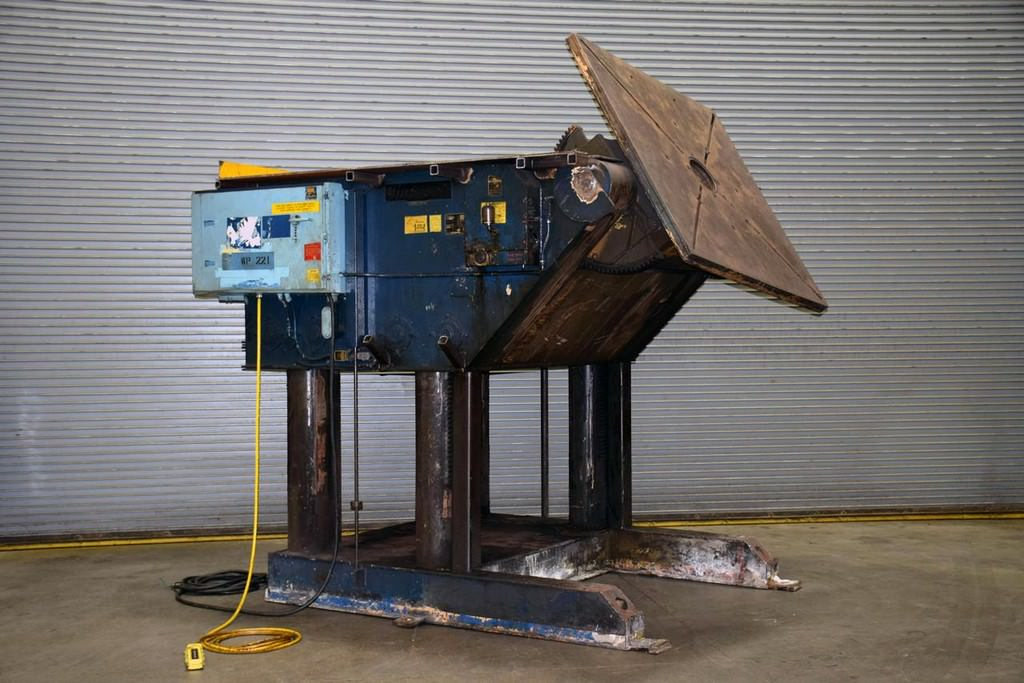 Aronson-Model-GE-250-25000-lb.-Welding-Positioner