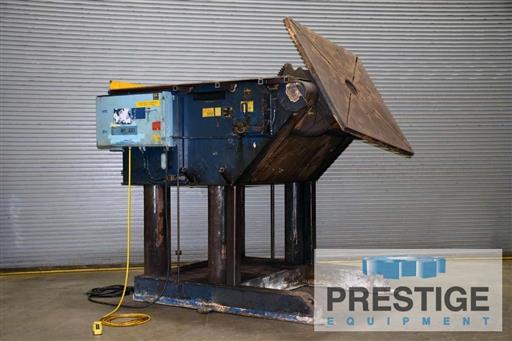 Aronson Model GE-250 25,000 lb. Welding Positioner