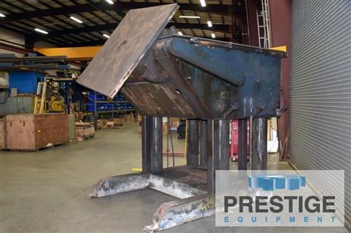 Aronson Model GE-250 25,000 lb. Welding Positioner-25620b
