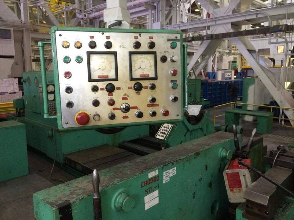 Waldrich Heavy Duty Modular 250