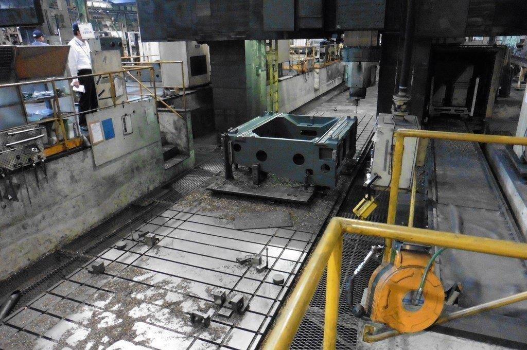 Ingersoll Masterhead 3.5 5-Axis CNC Planer Mill-25688c