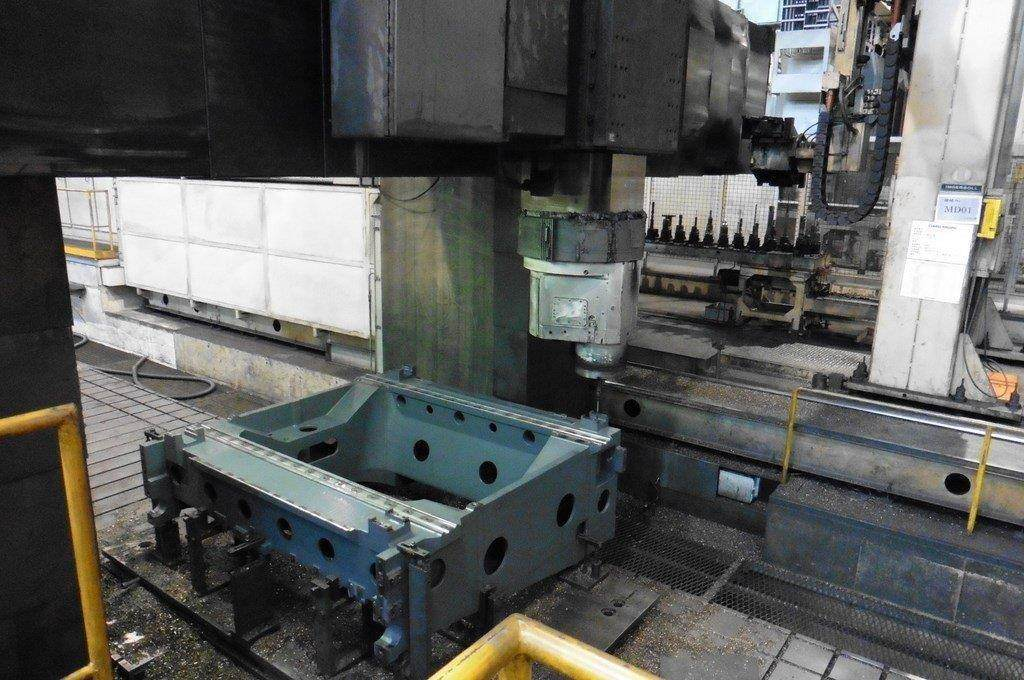 Ingersoll Masterhead 3.5 5-Axis CNC Planer Mill-25688d