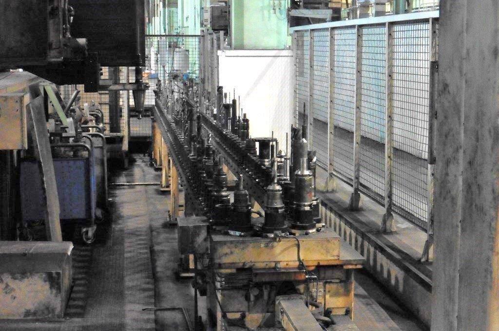 Ingersoll Masterhead 3.5 5-Axis CNC Planer Mill-25688e