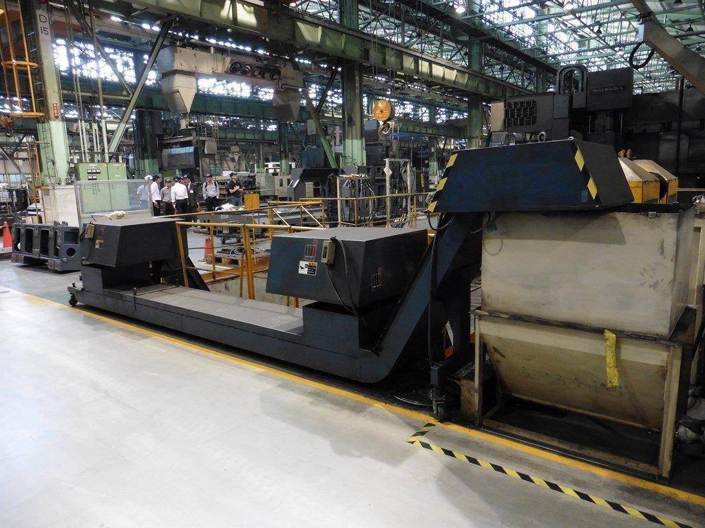 Ingersoll Masterhead 3.5 5-Axis CNC Planer Mill-25688g
