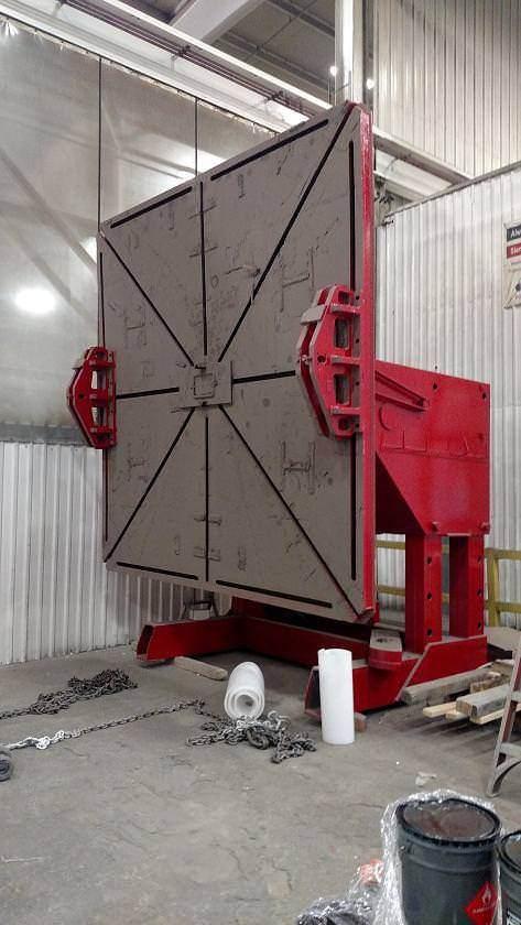 Aronson-HD600-60000-lb.-Welding-Positioner