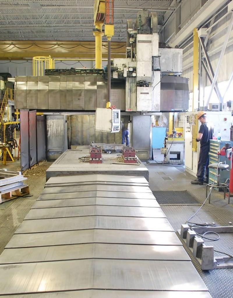 INGERSOLL-WALDRICH-SIEGEN-INGERSOLL-V-H-5-FACE-CNC-Planer-Mill