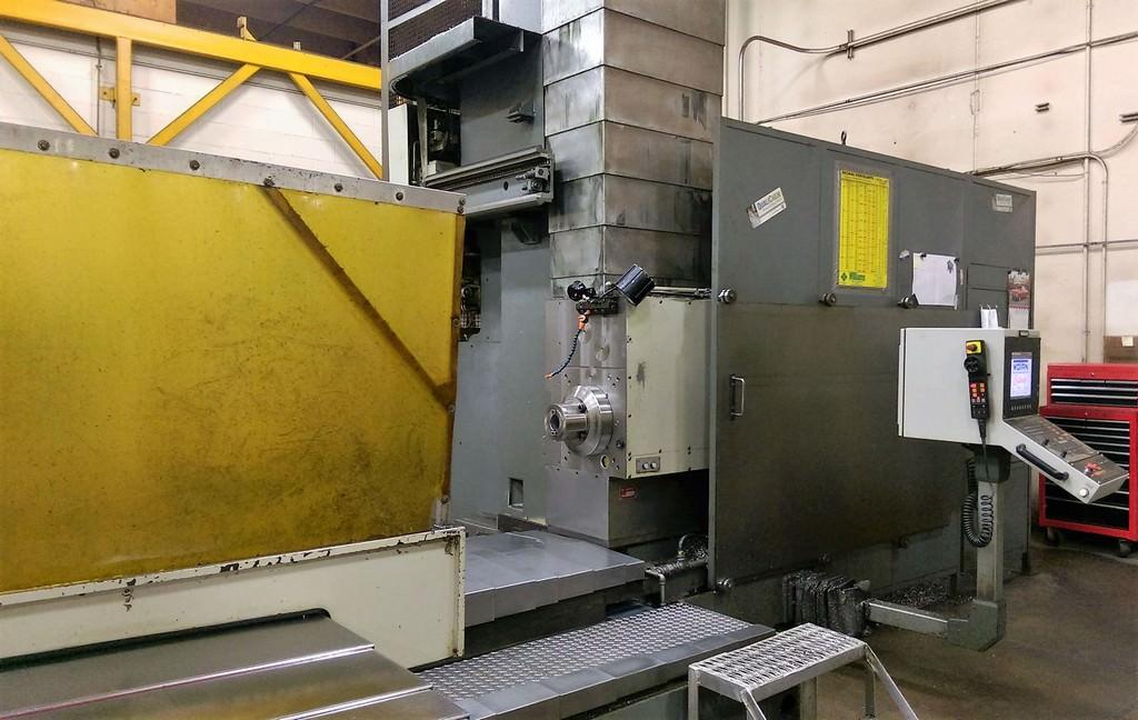 Wotan-4.75-CNC-Table-Type-Horizontal-Boring-Mill