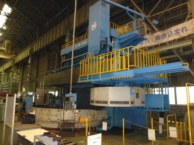 O-M-Ltd.-TMD-40-45M-157-177-CNC-Vertical-Boring-Mill-with-Milling