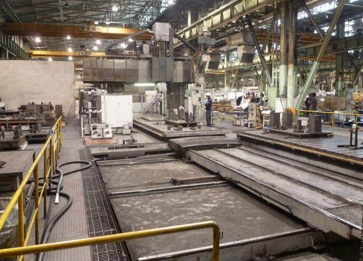 TOSHIBA MPC-2665B Twin Pallet 5-Face CNC Bridge Mill