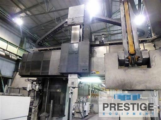 TOSHIBA MPC-2665B Twin Pallet 5-Face CNC Bridge Mill-26258c