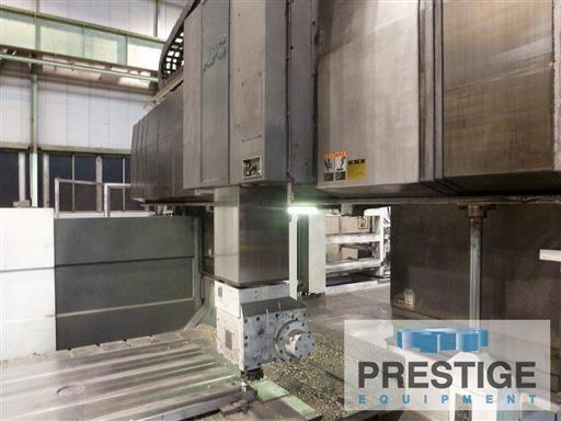 TOSHIBA MPC-2665B Twin Pallet 5-Face CNC Bridge Mill-26258e