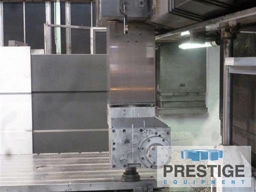 TOSHIBA MPC-2665B Twin Pallet 5-Face CNC Bridge Mill-26258f