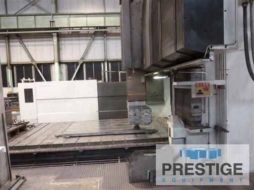 TOSHIBA MPC-2665B Twin Pallet 5-Face CNC Bridge Mill-26258g