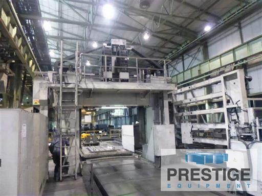 TOSHIBA MPC-2665B Twin Pallet 5-Face CNC Bridge Mill-26258h