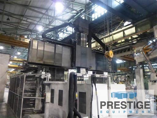 TOSHIBA MPC-2665B Twin Pallet 5-Face CNC Bridge Mill-26258i