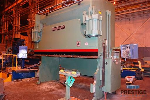 Cincinnnati-CB-II-10-350-Ton-CNC-Hydraulic-Press-Brake