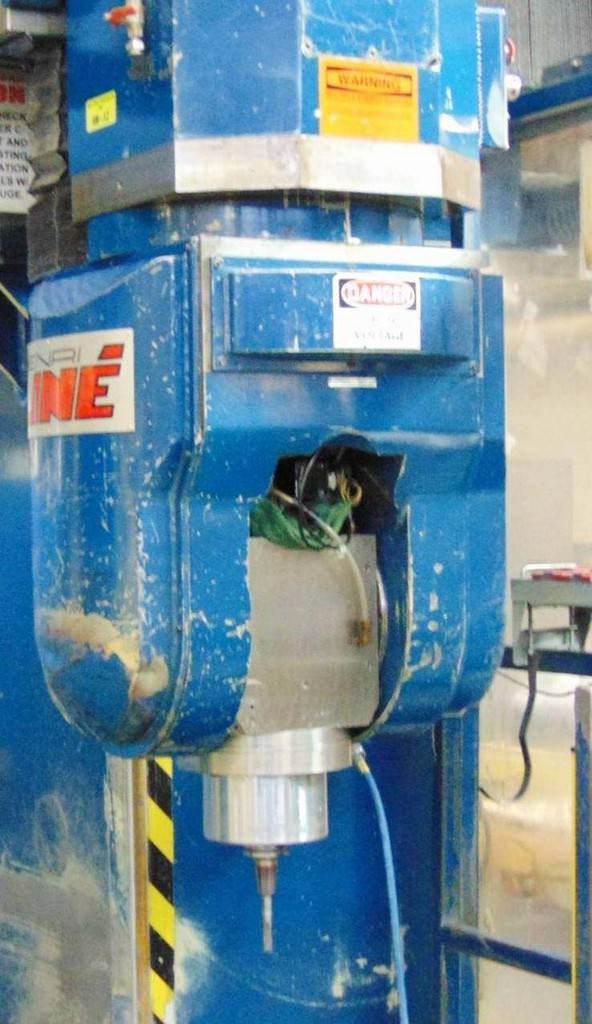 HENRI LINE GICAMILL 29 HS/5 5-Axis CNC Travelling Gantry Mill-26542b