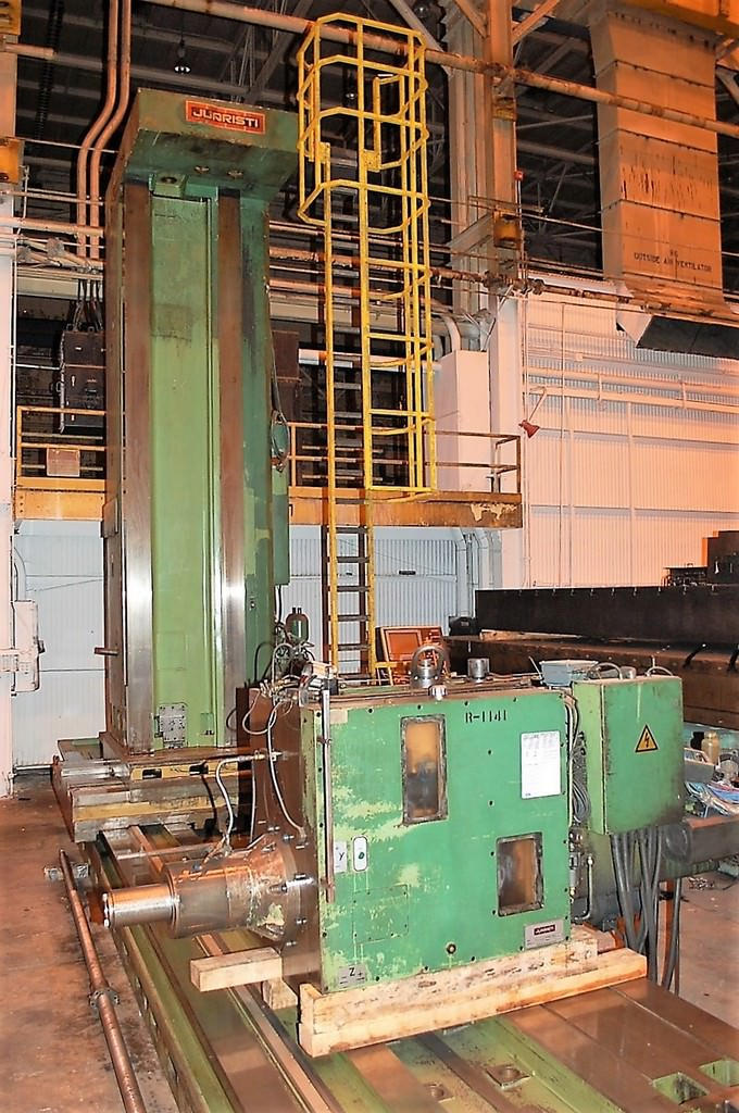 Juaristi-150-MP-6-CNC-Floor-Type-Horizontal-Boring-Mill