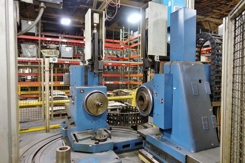 WELTER Model UHT-800 CNC Universal Bevel Gear Checker-26863a