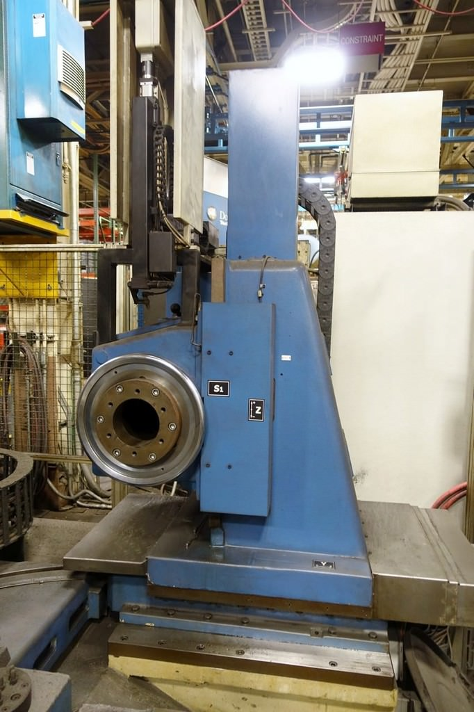 WELTER Model UHT-800 CNC Universal Bevel Gear Checker-26863c