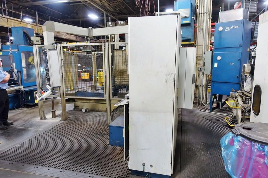 WELTER Model UHT-800 CNC Universal Bevel Gear Checker-26863h