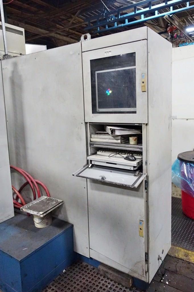 WELTER Model UHT-800 CNC Universal Bevel Gear Checker-26863i