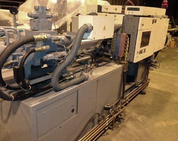50 Ton Sumitomo, 2.4 oz. Injection Molding Machine
