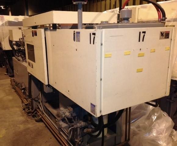 50 Ton Sumitomo, 2.4 oz. Injection Molding Machine -26946a
