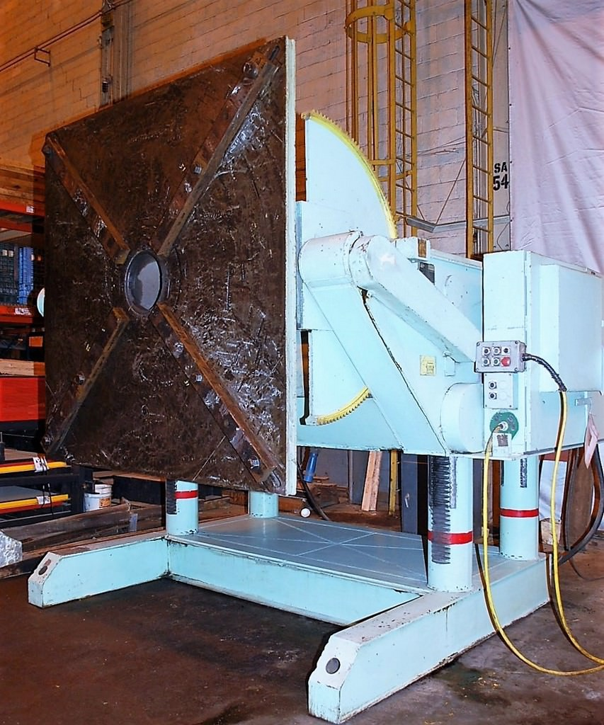 Aronson-GE-500EDC-Geared-Elevation-50000-lb.-Welding-Positioner
