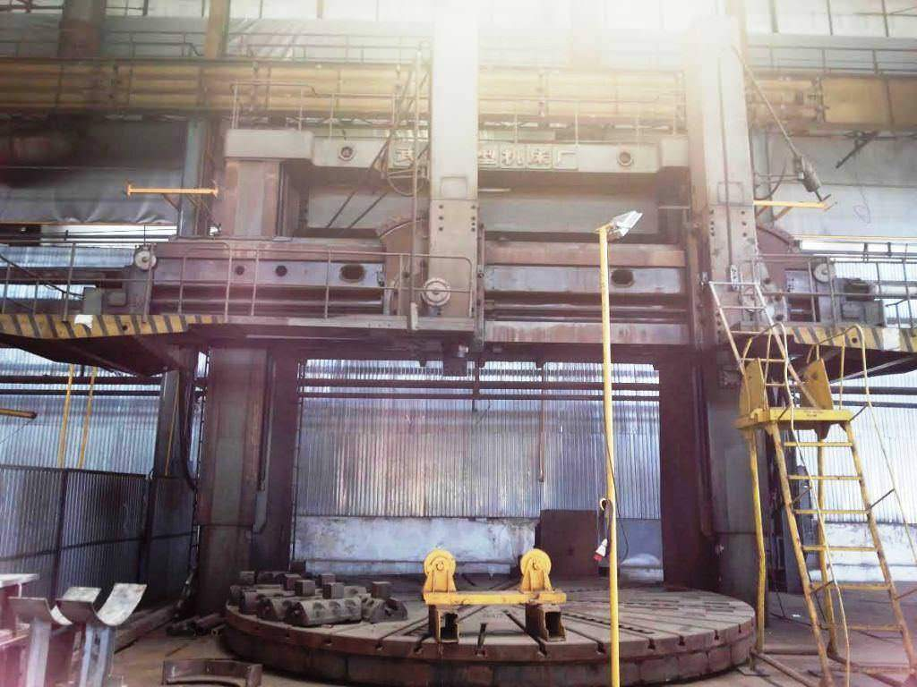 Wuhan-C5263-1-Double-Column-248-Vertical-Boring-Mill