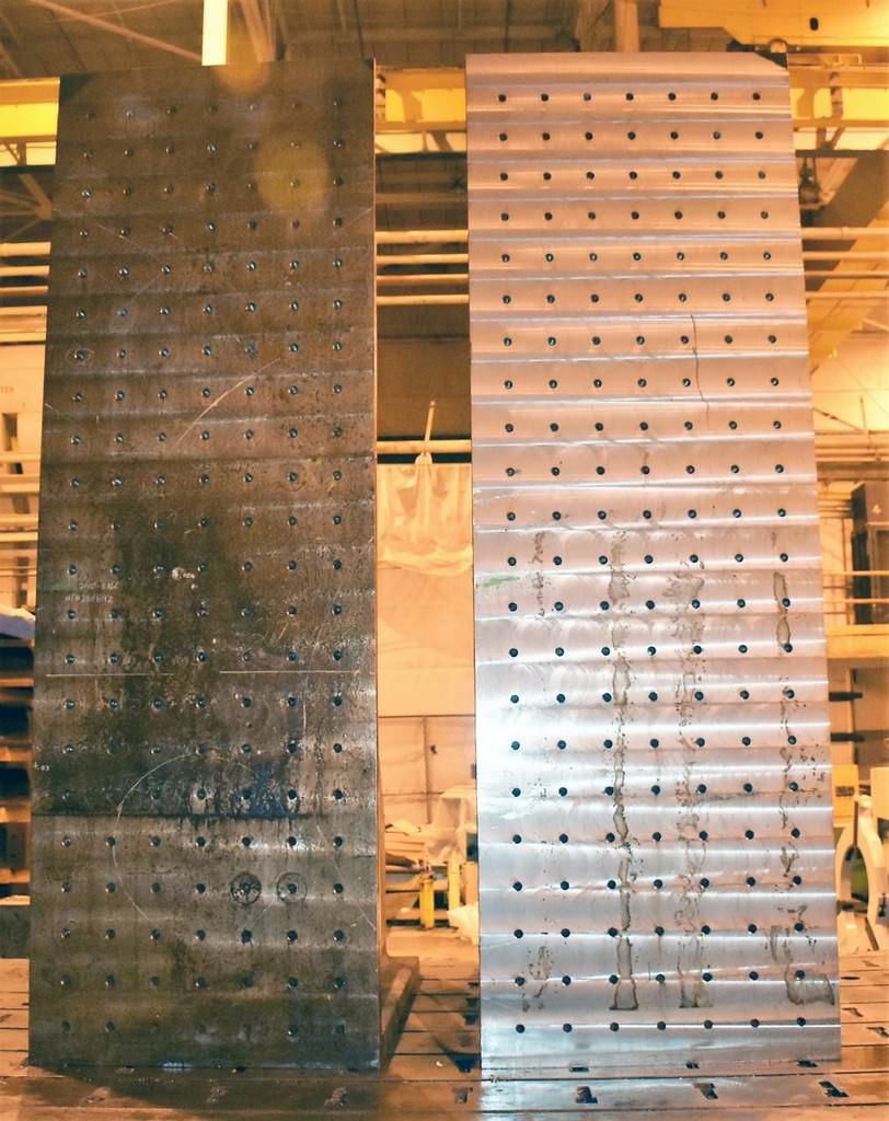 Angle Plates, Drilled & Tapped (2) 138