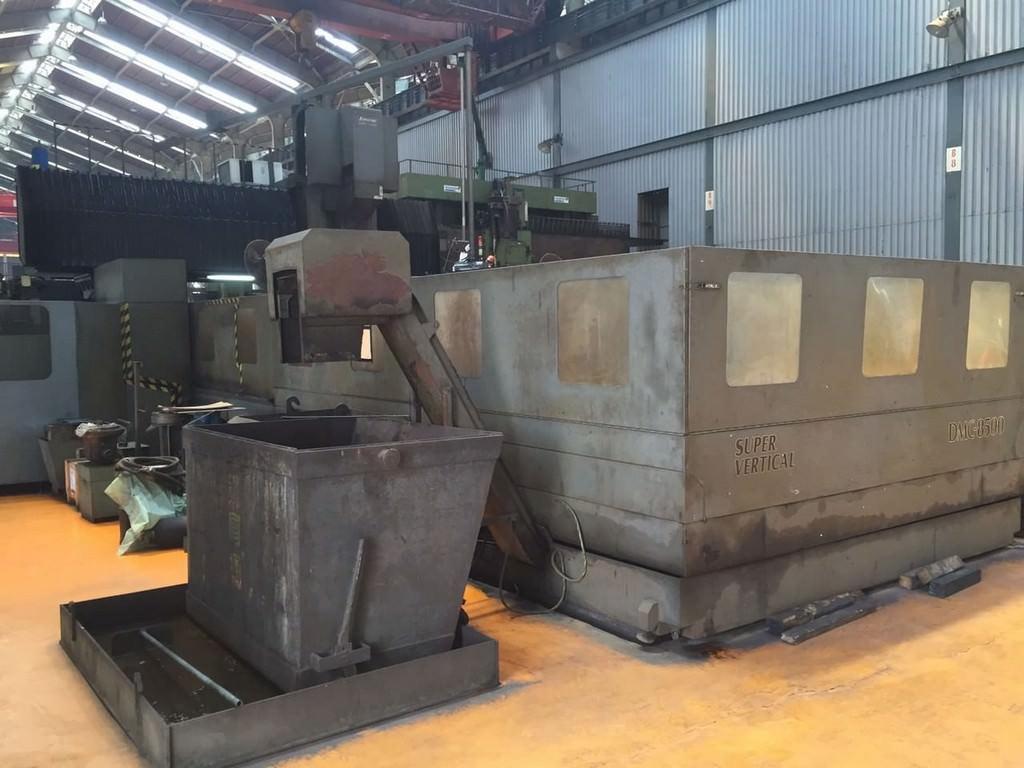 Johnford-DMC-8500-CNC-5-Face-Double-Column-Bridge-Mill