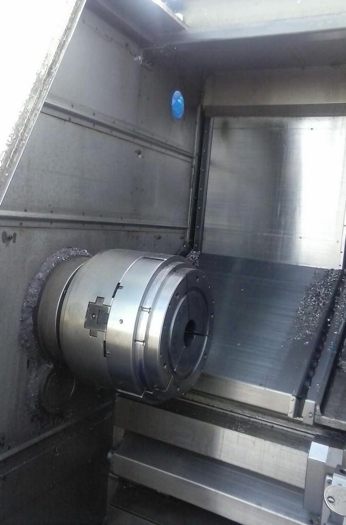 OKUMA LC-40 4-Axis CNC Turning Center-27461d