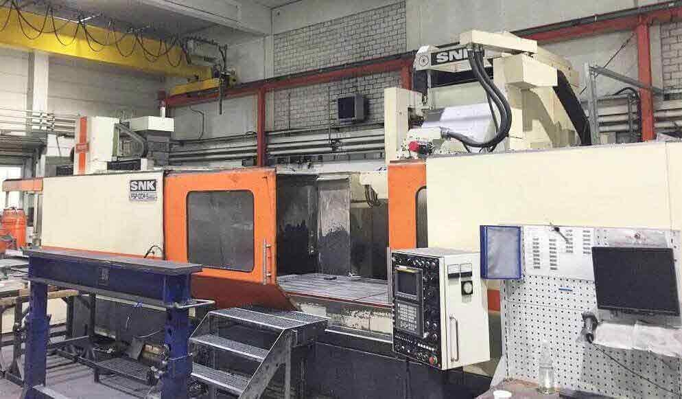 SNK-FSP-120V-5-Axis-CNC-Profiler