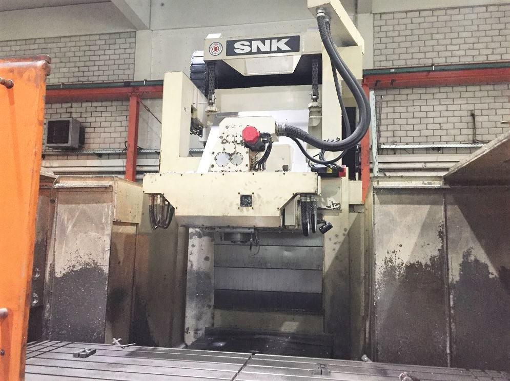 SNK FSP-120V 5-Axis CNC Profiler-27546a