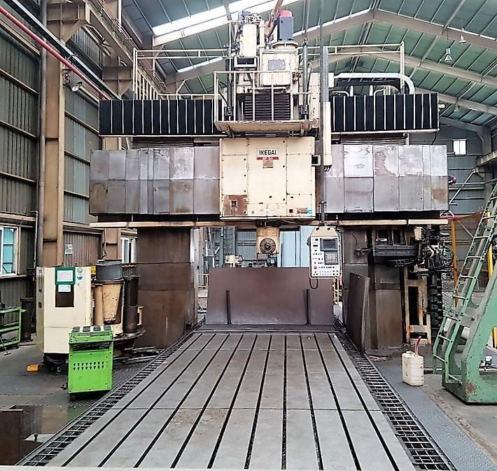 Ikegai-GP-54-CNC-Planer-Mill