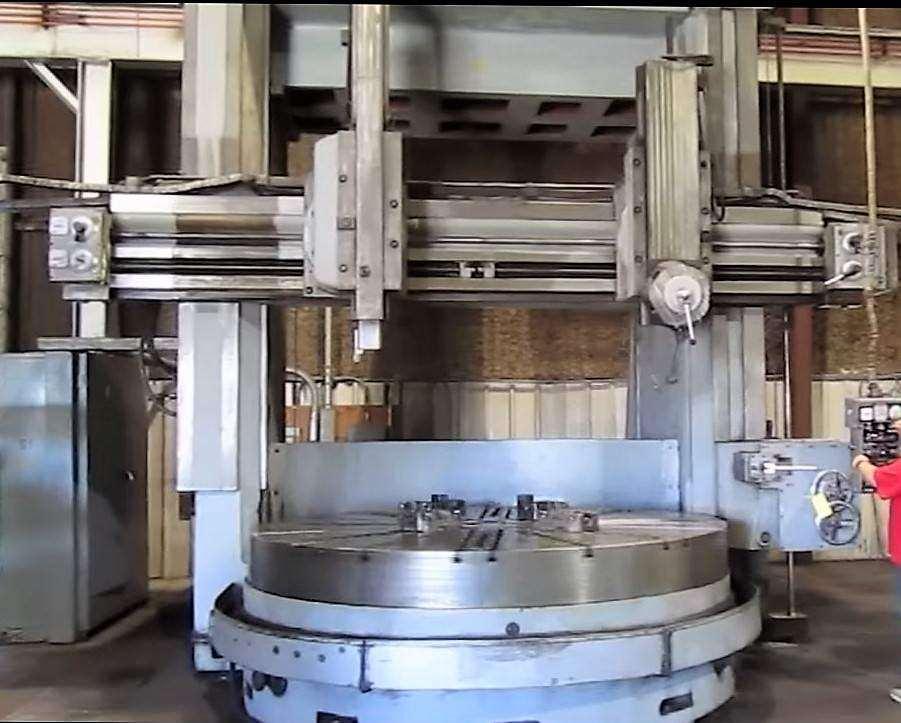 Summit-120-Vertical-Boring-Mill