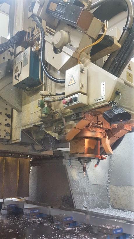CINCINNATI MILACRON 30V 5-Axis Rail Type Aerospace Profiler-28012b