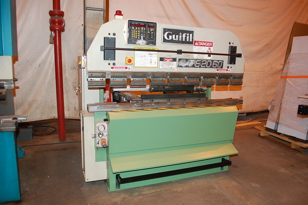 Guifil-PE20-60-66-Ton-CNC-Up-Acting-Hydraulic-Press-Brake